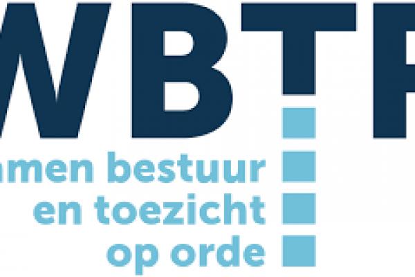 Nieuwe Wet Bestuur en Toezicht Rechtspersonen (WBTR)